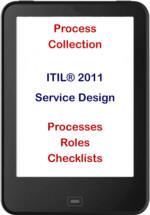 Read our free excerpt - ITIL® 2011 processes of Service Design