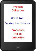 Click here for more details - ITIL® 2011 processes of Continual Service Improvement