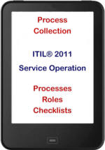 Click here for more details - ITIL® 2011 processes of Service Operation