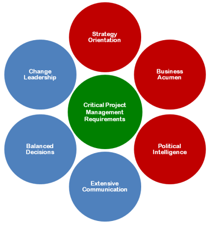 Critical Project Management Requirements